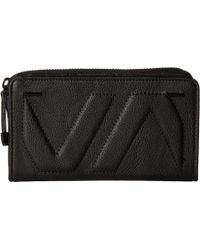 RVCA - Influence Wallet Clutch - Lyst