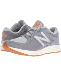 3f0009903e0 New Balance - Wlzantv2 (steel Fleece nylon) Women s Running Shoes - Lyst