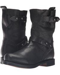 Rag & Bone Moto Boot - Black