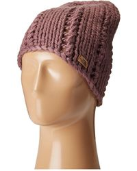 The North Face - Chunky Knit Beanie - Lyst