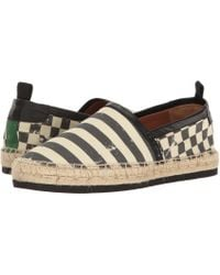 Marc Jacobs - Distressed Canvas Espadrille - Lyst