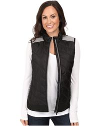 Cinch - Quilted Polyfill With Knit Back - Lyst