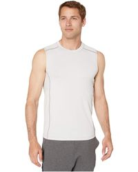 tasc Performance Charge Ii Tank Top - Gray