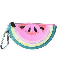 Vera Bradley Watermelon Bag Charm - Blue