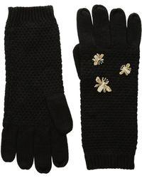 BCBGMAXAZRIA The Bees Knees Gloves - Black