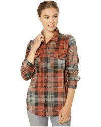 ONEILL Womens Harleen Long Sleeve Superfleece Top