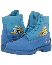 Timberland x SpongeBob SquarePants