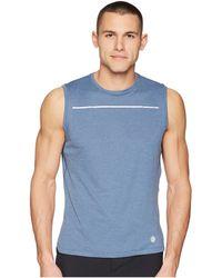 Asics - Lite-show Sleeveless Shirt - Lyst