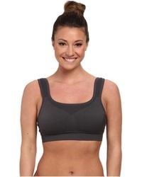 Jockey Active Hi-impact Seamless Sports Bra - Gray