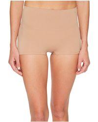 7f6cdde7492a6 Yummie - Ultralight Seamless Shaping Girl Short (almond) Women s Underwear  - Lyst