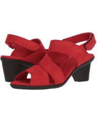 Arche - Enorya (feu) Women's Shoes - Lyst