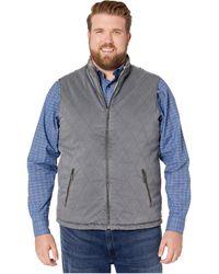 Tommy Bahama Boracay Reversible Vest - Gray