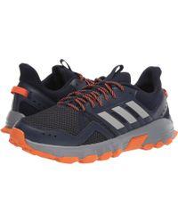 adidas Rockadia Trail M Running Shoe, Collegiate Navy, Matte