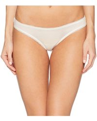 Skin - Lola Bikini With Tulle Trim (soft Pink) Women's Underwear - Lyst