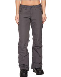 Burton - Society Pant (faded) Women's Casual Pants - Lyst
