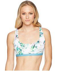 Next By Athena - Capri Sportif Sports Bra Top (multi) Women's Swimwear - Lyst
