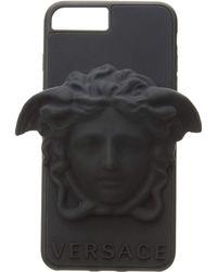 Versace - Black Medusa Iphone 7/8 Case - Lyst