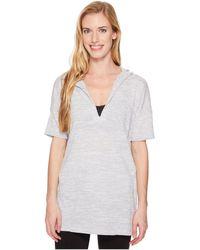 Lolë Calixa Tunic (medium Gray Heather) Dress