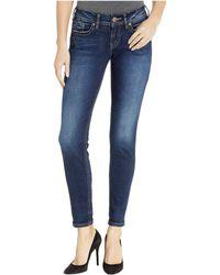 Silver Jeans Co. Suki Super Skinny Jeans In Indigo L93023ssx492 - Blue