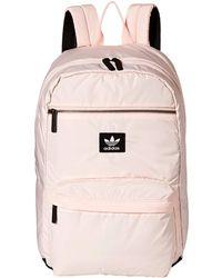 06d6b1e291 adidas Originals - Originals National Plus Backpack (major) Backpack Bags -  Lyst