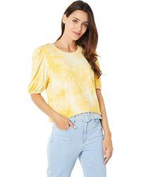 Heartloom Florence Tee - Yellow