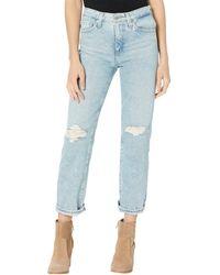 AG Jeans Rhett In Aflame Jeans - Black