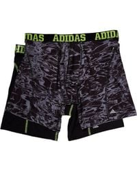 adidas - Sport Performance Climacool® Graphic 2-pack Boxer Brief - Lyst