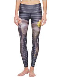 Teeki - Love The Elephant Hot Pants (slate) Women's Casual Pants - Lyst