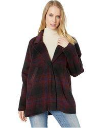 RVCA - Camden Jacket (magenta Fade) Women's Coat - Lyst