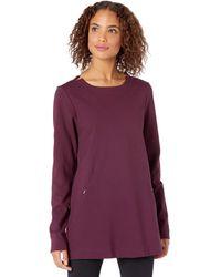 Fig Clothing Bou Tunic - Purple