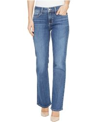 NYDJ - Barbara Bootcut W/ Short Inseam In Heyburn Wash (heyburn Wash) Women's Jeans - Lyst