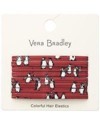 Vera Bradley - Colorful Hair Elastics - Lyst