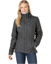 The North Face - Mossbud Insulated Reversible Jacket - Lyst