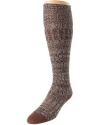 Ariat - Above Knee Comfy Socks (brown) Women's Knee High Socks Shoes - Lyst