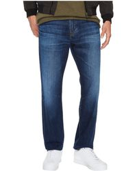 AG Jeans - Graduate Tailored Leg Denim In 9 Years Aflame - Lyst