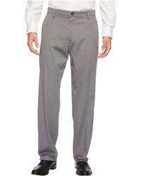 Dockers Easy Khaki D3 Classic Fit Pants - Metallic