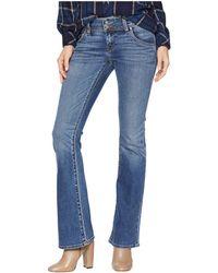 0a375e6c4b7 Hudson Jeans Novice Wash Signature Bootcut Jeans in Blue - Lyst