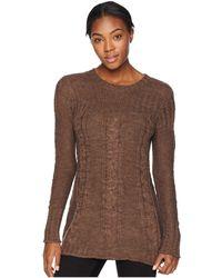 Prana - Anabel Tunic (weathered Blue) Women's Sweater - Lyst