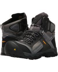 f17a3dc63294d Lyst - Keen Utility Davenport Waterproof Composite Toe Work Boot for Men
