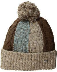 San Diego Hat Company - Knh3458 Beanie With Pom Pom (tan) Beanies - Lyst