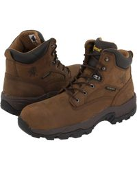 Chippewa - 6 55161 Wp Comp Toe (brown) Men's Work Boots - Lyst