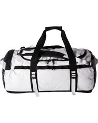 e94442c0eb8 Lyst - The North Face Base Camp Duffel - Medium (tnf Red tnf Black ...