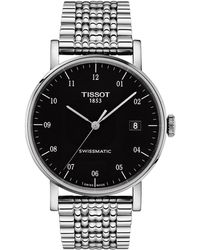 Tissot - Everytime Swissmatic - T1094071105200 (silver/grey) Watches - Lyst