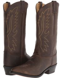 Old West Boots - Ow2051 (apache) Cowboy Boots - Lyst