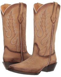 Durango - Dream Catcher 12 Fancy Stitch (desert/sand) Cowboy Boots - Lyst