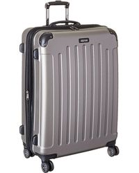Kenneth Cole Reaction - Renegade - 28 Expandable 8-wheeled Upright Pullman (silver) Pullman Luggage - Lyst