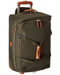 """Bric's - X-bag 21"""" Carry-on Rolling Duffle - Lyst"""