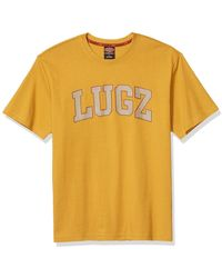 Lugz Explorer Crew Neck T-shirt - Metallic