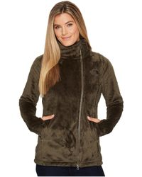 The North Face - Osito Parka (ink Blue) Women's Coat - Lyst