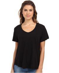 Lamade - Vintage Tee (black) Women's T Shirt - Lyst
